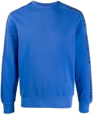 Moncler Logo Band Sweatshirt