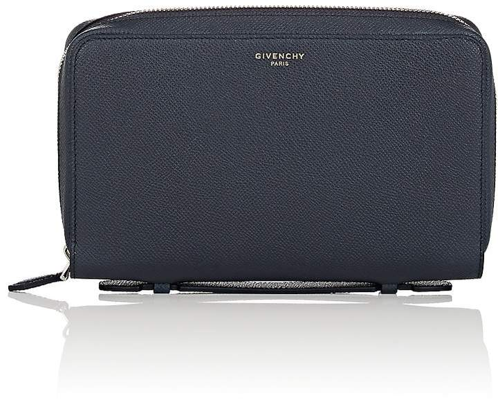 Givenchy Men's Eros Large Leather Box Pouch