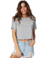 RVCA Keyline Tee Grey
