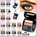 Avon New True Color Technology Eye Shadow Quad Emerald