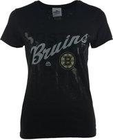 VF Licensed Sports Group Women's Boston Bruins Hip Check T-Shirt