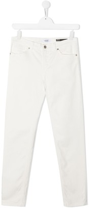 Dondup Kids TEEN straight-leg jeans
