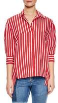 Sandro Cherie Striped Shirt