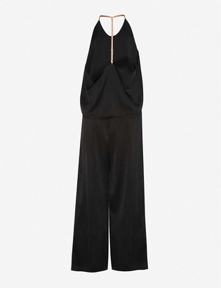 Lunya Adjustable-strap silk camisole pyjamas set