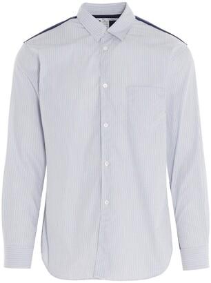 Comme des Garçons Shirt Pinstriped Shirt