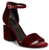 Alexander Wang Women's Abby Notch Heel Sandal
