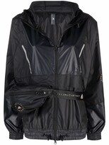 Thumbnail for your product : adidas by Stella McCartney Packable Windbreaker Jacket