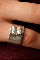 Silver Stallion Ring