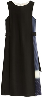 Tory Burch Satin-Back Dress