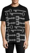 Junya Watanabe Men's Key Crewneck T-Shirt