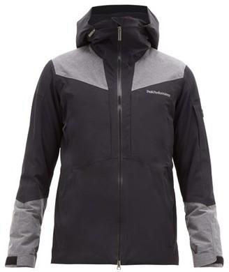 Peak Performance Velaero Core Technical Ski Jacket - Mens - Black