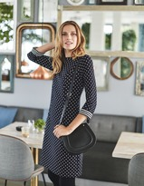 Boden Dotty Shift Dress