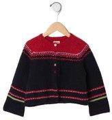 Catimini Girls' Wool Cardigan