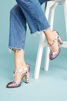 Lenora Dolly T-Strap Heels