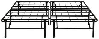 """Dreams Bespoke 14"""" Space-Saving Metal Platform Bed Frame, Queen"""