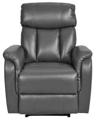 Latitude Run Burgener Faux Leather Power Recliner