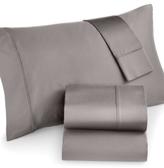 Sunham CLOSEOUT! Ashford Extra Deep King 4-pc Sheet Set, 530 Thread Count 100% Cotton