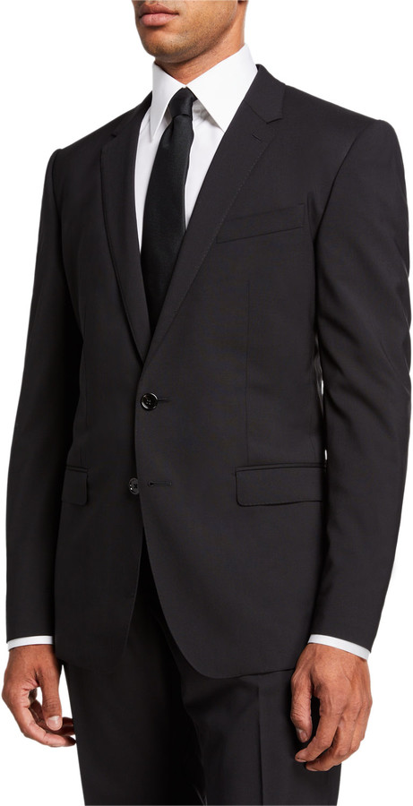 Dolce & Gabbana Men's Martini Solid Stretch-Wool Two-Piece Suit