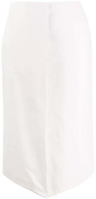Christian Wijnants Asymmetic Skirt