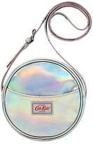 Cath Kidston Cath Kids Children's Round Cross Body Handbag, Silver