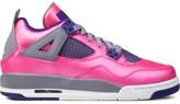 """Jordan Brand Air 4 """"Pink Foil"""" GS"""