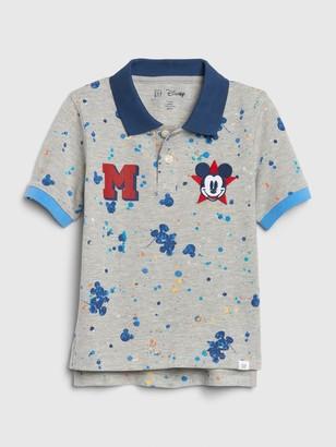 Gap babyGap | Disney Mickey Mouse Polo Shirt T-Shirt