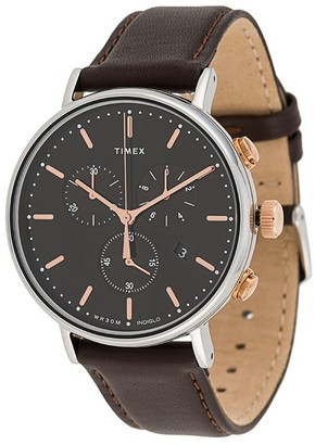 Timex Fairfield Chrono 41mm watch
