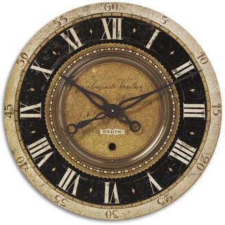 Uttermost Auguste Verdier 27In Wall Clock