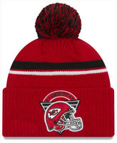 New Era Kansas City Chiefs Diamond Stacker Knit Hat
