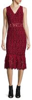 Alexia Admor Lace Midi Dress