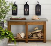 Pottery Barn Abbott Console Table
