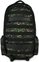 Nike camouflage panel backpack