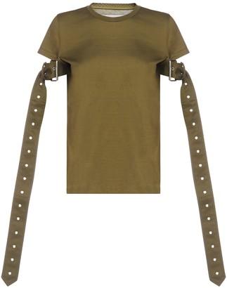 Marques Almeida Belt Sleeve Top