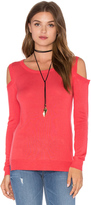 Feel The Piece Florentine Open Shoulder Sweater