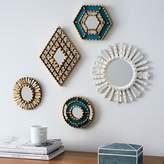 west elm Peruvian Artisan Mirrors