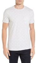 French Connection Men's Polka Dot T-Shirt