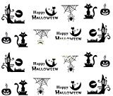 Halloween Nail Art Water Transfer Stickers Halloween - A1119 Nail Sticker Tattoo - FashionDancing