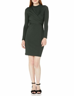 Susana Monaco Women's Phoebe Front Twist Dress