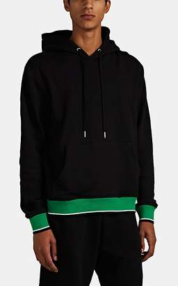 "Mostly Heard Rarely Seen 8-Bit Men's Boston ""34"" Cotton French Terry Hoodie - Black"
