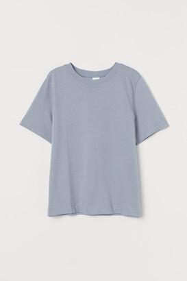 H&M Cotton T-shirt - Gray