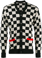 Marc Jacobs checkered cardigan - men - Wool - M