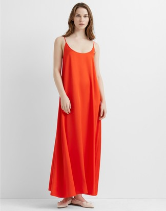 Club Monaco Trapeze Slip Dress