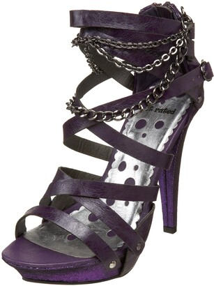 Not Rated Women's Big Sin Platform Sandal
