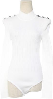 Balmain White Knitwear for Women