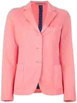 Boglioli buttoned blazer