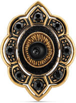 Gucci Pin cushion motif ring in metal