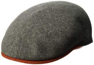 Kangol Men's Wool 504-S Flat Ivy Cap HAT