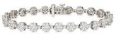 5 Carat Diamond 14K White Gold Tennis Bracelet