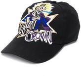 Dolce & Gabbana embroidered king baseball cap