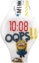 Despicable Me MinionsTM Kids' Touchscreen LED Watch